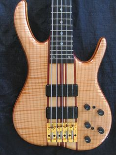 Ken Smith 25th Anniversary Bass