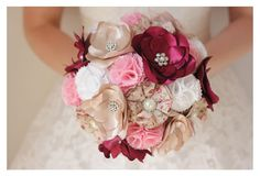 classic hollywood wedding bouquets - Google Search