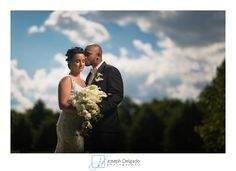 Here is a stunningly beautiful bride and groom portrait in New Jersey at the Palace in Somerset Park.  When your wedding photographer can light up portraits like this, there is no such thing as a bad time to shoot.  Good light is something that was not available during this time, so I created it.
