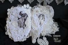 Doily lace book roaring 20s' page 4 and 5