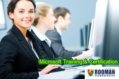 Rooman Technologies provides Microsoft Certification and Microsoft Training, including Microsoft Technology courses of hyper-v, Sccm,Lync,Exchange 2013,Join now,#Microsoft #Training Visit us: http://rooman.net/