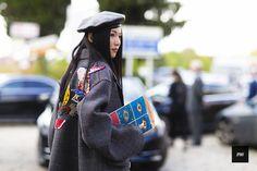 Картинка с тегом «fashion week, milan, and street style»