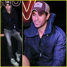 #Enrique Iglesias Explains How He Avoided Pitfalls Early in His Career --- More…