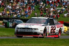 AJ ALLMENDINGER WINS AT MID-OHIO TO MAKE IT TWO FOR TWO; SAM HORNISH JR. GRABBED THE SERIES POINTS / NNS