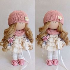 Купить или заказать Кукла Текстильная Интерьерная в интернет-магазине на Ярмарке Мастеров. Кукла Текстильная, высота 30см, изготовлена из натуральных высококачественных материалов. Одежда частично снимается, волосы можно расчесывать, укладывать в прическу. Украсит интерьер вашего дома, детскую комнату . Станет прекрасным развивающим подарком для ребенка.