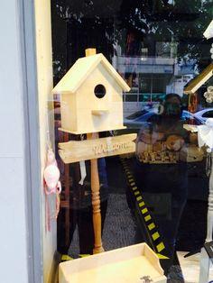 Kuş evi  Meraklı Cadı