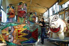 Waoo que  expresión. Me encanta Artist Interview: Deborah Halpern - Art Collector