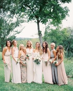 The 5 best bridesmaid dress ideas for 2015 - Wedding Party