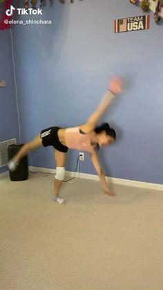 Gymnastics For Beginners, Gymnastics Tricks, Gymnastics Skills, Gymnastics Poses, Amazing Gymnastics, Acrobatic Gymnastics, Gymnastics Workout, Gym Workout For Beginners, Gym Workout Tips