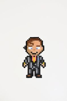 Breaking Bead Saul Goodman Magnet by TheCraftyChimera on Etsy, $12.00