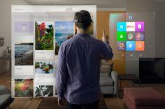 Wallpaper Microsoft HoloLens HiTech News of adset