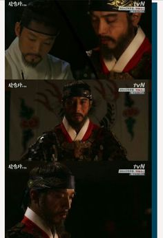 "Unrecognised jung yong hwa. He transformed into a wizened general for the drama ""The Three Musketeers """