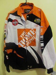 508585e1a Tony Stewart Home Depot Drivers Jacket - XXL - NWT Chase Authentics #Chase  Nascar Jackets