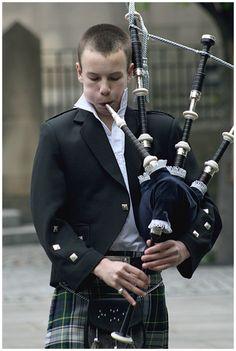 Pipes, Glasgow, Scotland Copyright: Michal Lepecki