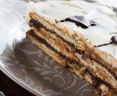 Najlepší nepečený koláč zo sušienok a mliečnym krémom Tiramisu, Ethnic Recipes, Food, Eten, Tiramisu Cake, Meals, Diet