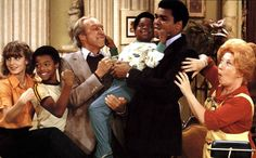 """On Oct. 24, 1979, Muhammad Ali appeared on Diff'rent Strokes. The seventh episode of season 2, titled """"Arnold's Hero,"""" saw the young Arnold (played by Gary Coleman) wanting to meet his hero, the Champ. He got his chance when Willis (Todd Bridges) and Kimberly (Dana Plato) convinced the boxer Arnold was dying and that his last wish was to meet him."""