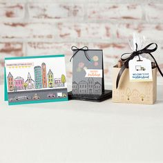 In the City Photopolymer Stamp Set by Stampin' Up!