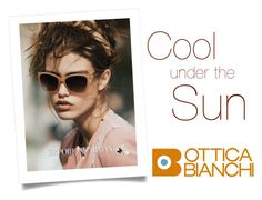 """""""Cool under the Sun"""" by trendcrossing on Polyvore featuring moda e sunglasses"""