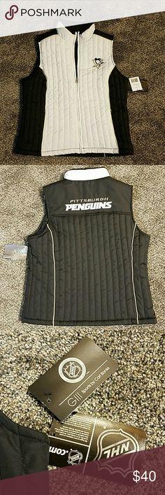 Pittsburgh penguins vest Pittsburgh penguins vest   Jackets & Coats Vests