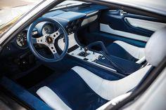 This 1971 Lamborghini Miura LP400 S by Bertone has an estimated price of $1,300,000 to $1,500,000