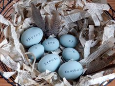 10 Chic Easter Decorating Ideas - iVillage