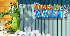 Disney's Where's My Water? free game app download for Android