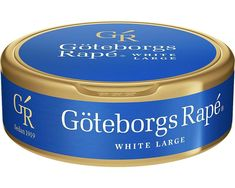 Snus Göteborgs Rapé White White Portion cans as Coffee Cans, Sweden, Canning, White White, Volvo, Internet, Products, Home Canning, Gadget