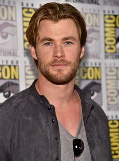 Chris Hemsworth Did WHAT to His Hair? Chris Hemsworth Chops Off His Long Locks: See the New Look! Chris Hemsworth Chops Off His Long Locks: See the New Look! Sexiest hair alive? Chris Hemsworth, who had been sporting long hair, showed off a whole new look this week when he stepped out with a short hairstyle for the Blackhat press conference in Beverly Hills, California on January 6. The hairstyle is totally different for the actor, who has a wavy, shoulder-length 'do in the action movie…