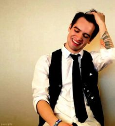 Brendon Urie is adorable.
