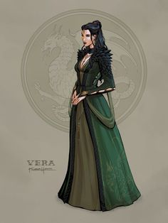 """Kiana Hamm on """"Vera. The mysterious noble with a fiery temper and expensive taste."""" Kiana Hamm on """"Vera. The mysterious noble with a fiery temper and expensive taste."""" Kiana Hamm on """"Vera. The mysterious noble with a fiery temper and expensive taste. Female Character Inspiration, Fantasy Character Design, Fantasy Inspiration, Character Concept, Character Art, Character Prompts, Dnd Characters, Fantasy Characters, Female Characters"""