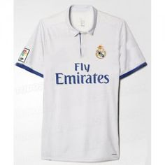 64dc4dff0 16-17 Real Madrid Football Shirt Cheap Home Replica Jersey  F642  Real  Madrid