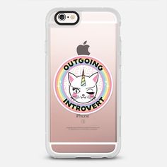 Outgoing Introvert - New Standard Case