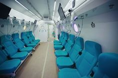 Hyperbaric Hope for Fibromyalgia Sufferers :The interior of a hyperbaric chamber at the Sagol Center for Hyperbaric Medicine and Research in Israel, used to treat patients with fibromyalgia in a recent trial.