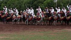 Morocco In Motion - La Tbourida (Fantasia) au Maroc