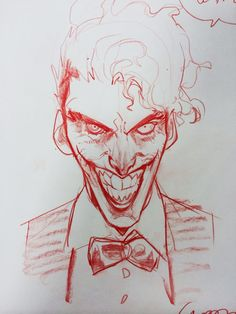 The Joker by Sara Pichelli *