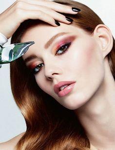 Ondria Hardin for Dior Magazine Winter 2014