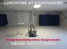 Hunger strikers, forced feeding torture, and 86 men cleared for release but imprisoned in horrific limbo at Guantanamo. This week, President Obama could finally move to shut down the world's most notorious prison camp. Join the call: www.avaaz.org/gitmo