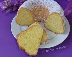 Ciambella all'acqua di Anna Moroni | Golosi Pasticci #food