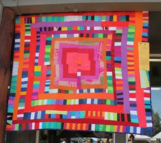 My highlights from the Sisters Outdoor Quilt Show | WOMBAT QUILTS