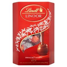 Lindt Lindor Milk Chocolates