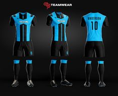 Here are a couple of our new soccer uniform designs for both youth and adult.Get your custom uniform today Football Dress, Football Jerseys, Soccer Uniforms, Team Uniforms, Team Wear, Sport Wear, Ladies Jersey Shorts, Rugby, Sports Jersey Design