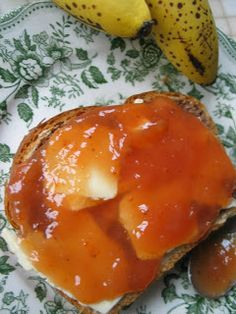 Bebi Tündérországa: Banánlekvár Ketchup, Eggs, Yummy Food, Breakfast, Desserts, Sweet Treats, Morning Coffee, Tailgate Desserts, Deserts