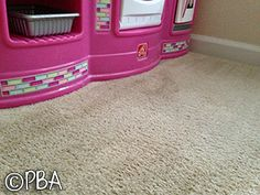 The BEST Carpet Cleaning Trick | Parenting Bass Ackwards