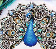 Wonderful Colored Pencils Work by Greek Artist Kelly Lahar