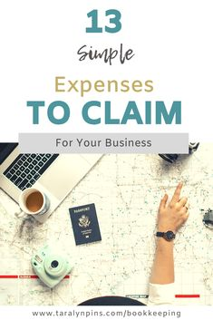 Business expenses list, so you don't forget any expenses that you could be claiming. Small business tax hack to help pay less taxes. Expenses to claim hack, tips and tricks you may not have thought of. Small Business Bookkeeping, Small Business Tax, Bookkeeping Services, Minimalism Blog, Expense Tracker, Mom Blogs, Blog Tips, Free Printables, Freedom