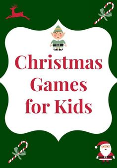 Christmas Games for Kids: Keep them Entertained During Holiday Parties!