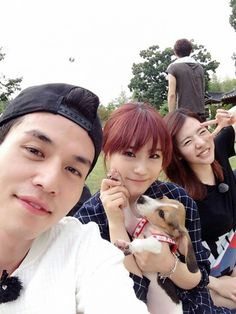 SBS Roommate | It seems that the old and new roommates are getting along well!♡ #leedongwook #sunny #youngji