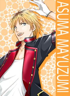 Prince of Stride - Galaxy Standard's Mayuzumi Asuma by 永瀬みぎり on pixiv