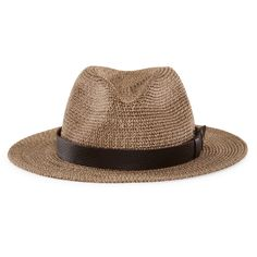 Henri, a Goorin original sisal straw wide brim fedora in grey with a center dent crown and cotton sweatband Wide Brim Fedora Mens, Mens Straw Hats, Straw Fedora, Fedora Hat, Hats For Men, Spring Hats, Summer Hats, Clothing For Tall Women, Hat Shop