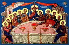 Last Supper by Serhei Vandalovskiy